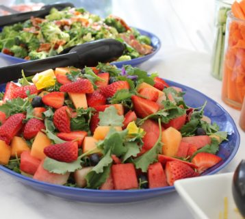 4 Tips to Help You Find a Vegan Catering Company