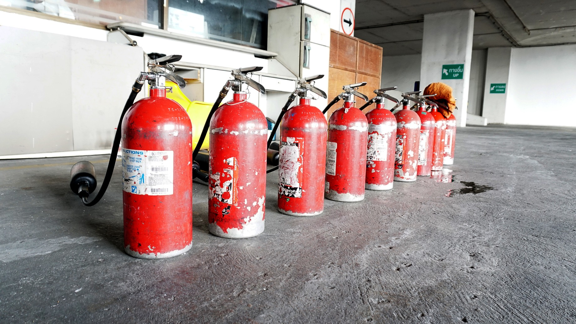 5 Fire Extinguisher Types You Should Know
