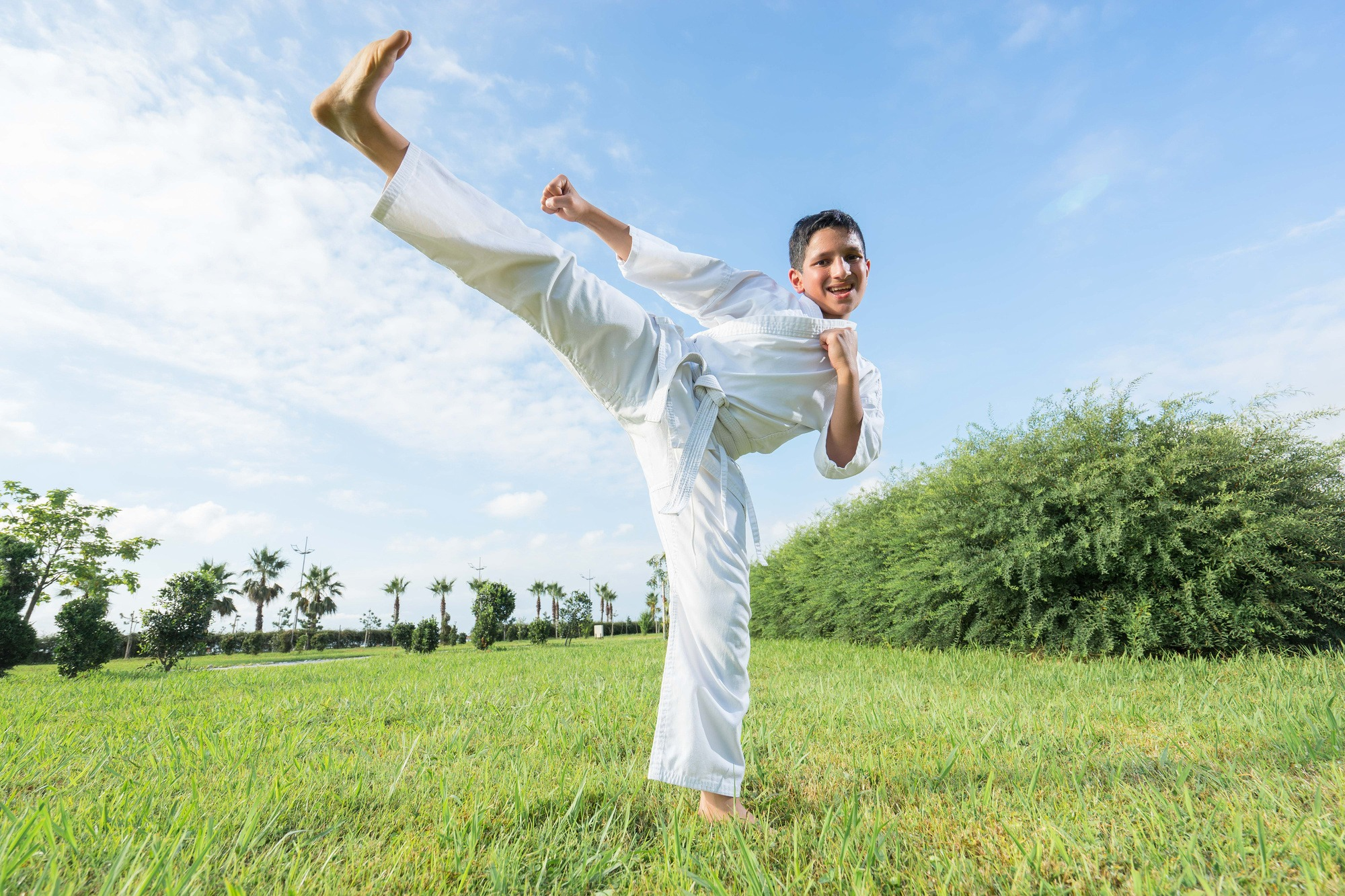 9 Surprising Benefits of Martial Arts for Kids