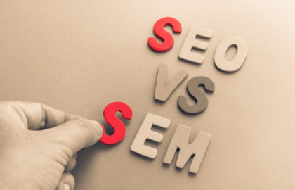 The Only Difference Between SEO and SEM in Digital Marketing