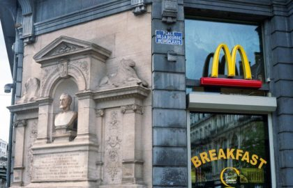 Weird McDonald's Menu Items You Can Only Eat in These