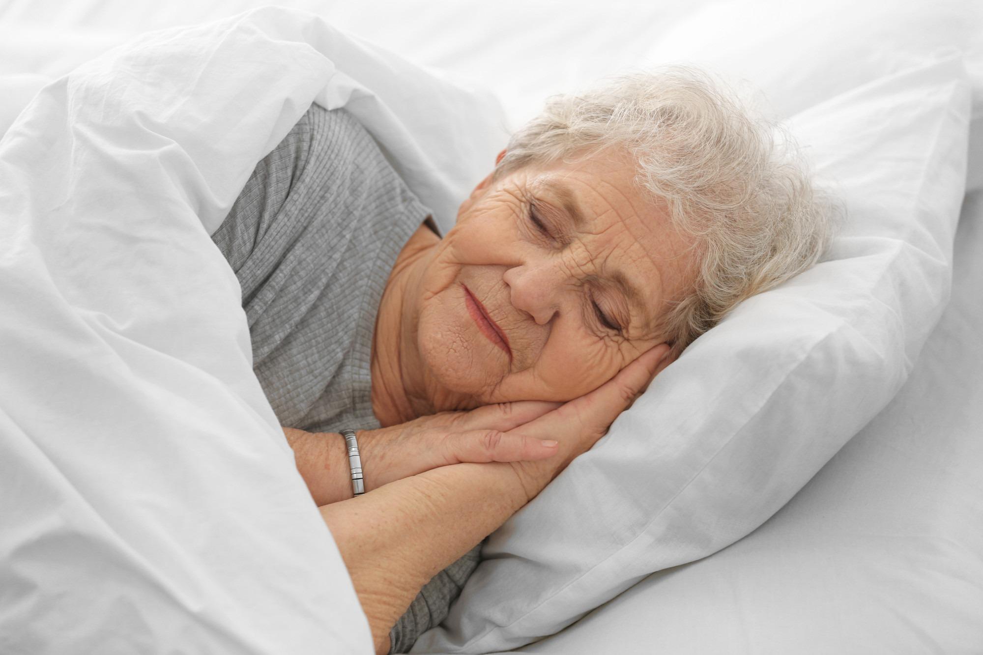 Aging and Sleep: 11 Sleeping Tips for Older Adults