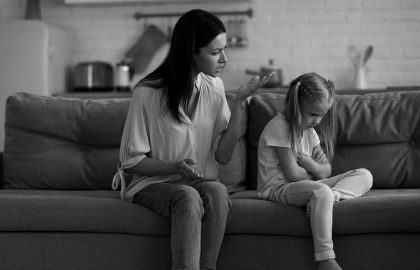 8 Outcomes of Parents Using Guilt Instead of Positivity on